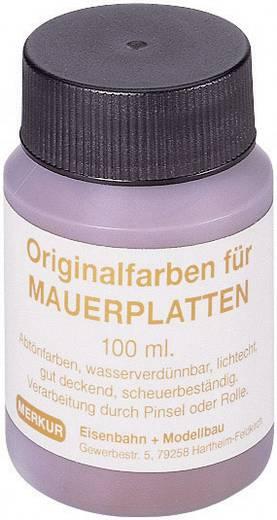 Modelspoor mengkleur Zandsteen-rood 100 ml