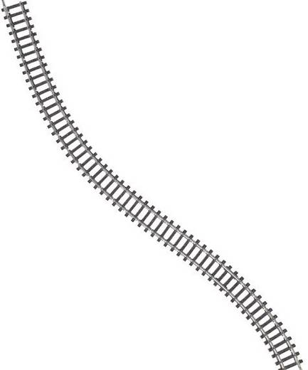 N Minitrix rails T14901 Flexrails 730 mm