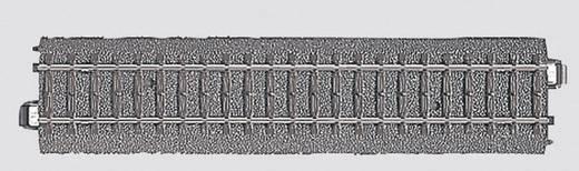 H0 Märklin C-rails (met ballastbed) 24172 Rechte rails 171.7 mm