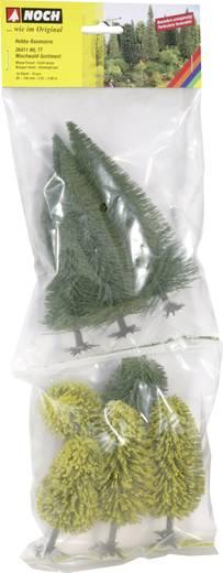 Set bomen Gemengd bos Hoogte (min.): 40 mm Hoogte (max.): 100 mm NOCH 32510 25 stuks