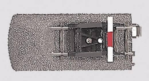 H0 Märklin C-rails (met ballastbed) 24977 Eindstuk met stootblok 77.5 mm