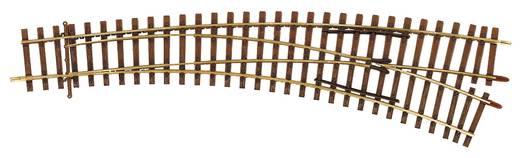 H0 Tillig Elite rails 85364 Gebogen wissel, Links <