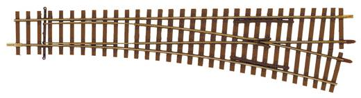 H0 Tillig Elite rails 85344 Wissel, Links 228 mm<br