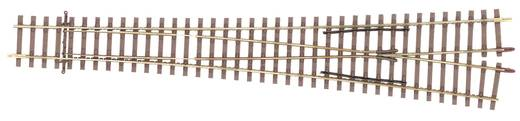 H0 Tillig Elite rails 85383 Gebogen wissel, Symmetrisch