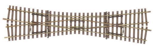 H0 Tillig Elite rails 85395 Engels wissel, Enkelvoudig 228 mm