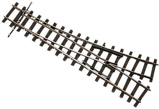 H0m Tillig smalspoorrails 85632 Wissel, Links 153.5 mm