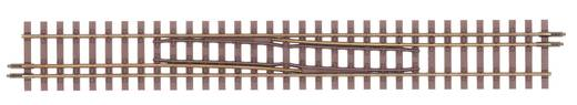 H0m Tillig smalspoorrails 85188 Railwissel 228 mm