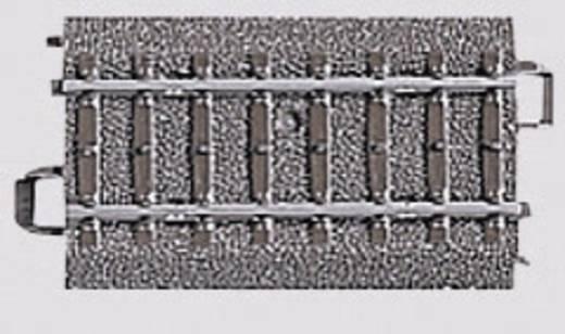 H0 Märklin C-rails (met ballastbed) 24064 Rechte rails 64.3 mm
