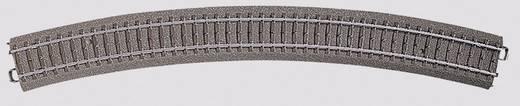 H0 Märklin C-rails (met ballastbed) 24530 Gebogen rails