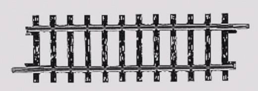 Märklin 2201 K-rails H0 Rechte rails (10 stuks)