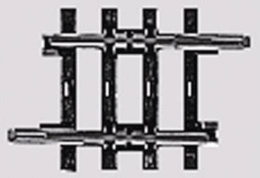 Märklin 2203 K-rails H0 Rechte rails (10 stuks)