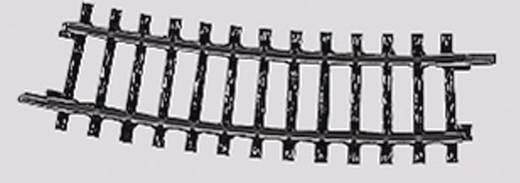 Märklin 2223 K-rails H0 Gebogen rails (10 stuks)