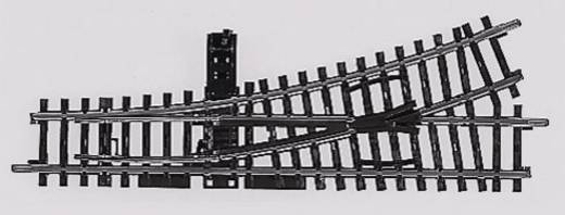 Märklin 2265 K-rails H0 Wissel, links (2 stuks)