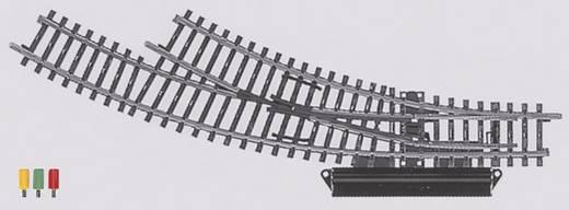 Märklin 2269 K-rails H0 Gebogen wissel, rechts (2 stuks)