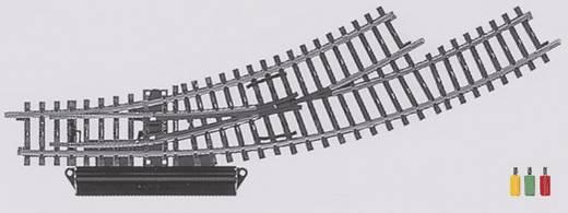 Märklin 2268 K-rails H0 Gebogen wissel, links (2 stuks)