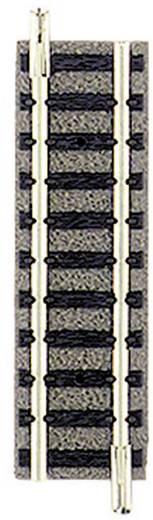N Fleischmann Piccolo (met ballastbed) 9103 Rechte rails 55.5 mm