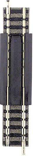 N Fleischmann Piccolo (met ballastbed) 9110 Overgangsrails 83 mm