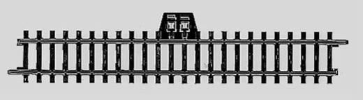 Märklin 2290 K-rails H0 Aansluitrails, recht (1 stuks)