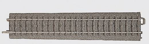 H0 Märklin C-rails (met ballastbed) 24922 Overgangsrails 18 mm