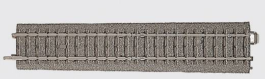 H0 Märklin C-rails (met ballastbed) 24922 Overgangsrails 180mm