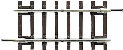 H0 Roco RocoLine (zonder ballastbed) 42413 Rechte rails 57.5 mm
