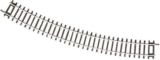 H0 Roco RocoLine (zonder ballastbed) 42424 Gebogen rails 30 ° 481.2 mm