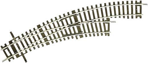 H0 Roco RocoLine (zonder ballastbed) 42465 Gebogen wissel, Rechts