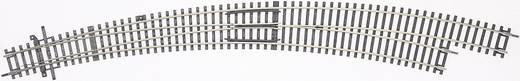 H0 Roco RocoLine (zonder ballastbed) 42477 Gebogen wissel, Rechts