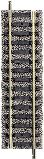 H0 Fleischmann Profi-rails 6102 Rechte rails 105 mm 10 stuks