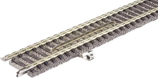 H0 Fleischmann Profi-rails 6432 Schakelrails, 1-polig Activering door rijdende locomotieven 5 stuks
