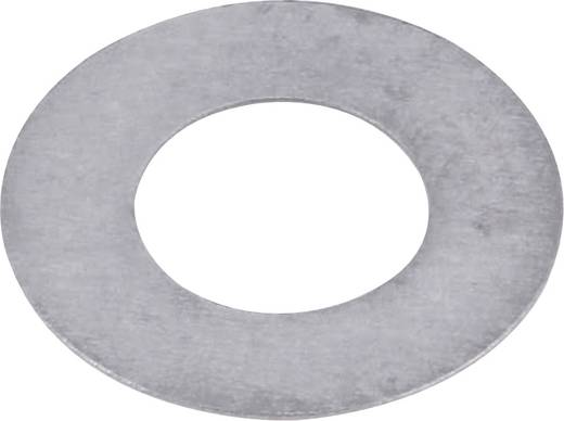 Staal Aanloopring 5 mm 10 mm 0.2 mm 20 stuks