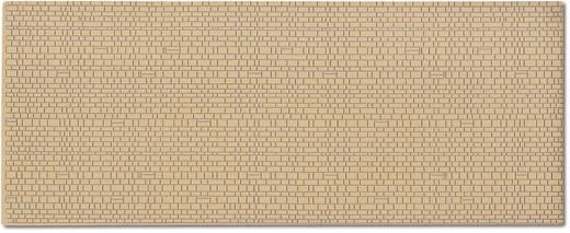 H0 Muur met metselwerk Loper 2468