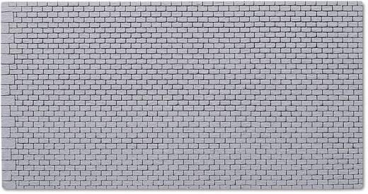 H0 Muur met metselwerk Kuboid 246907