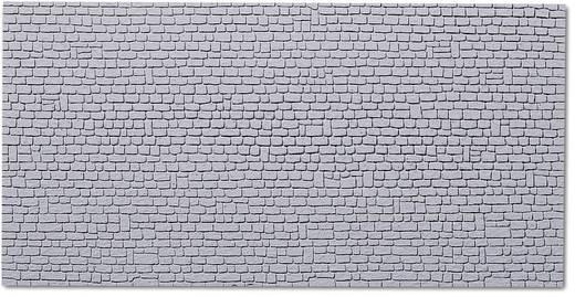 H0 Muur met metselwerk Loper 2469
