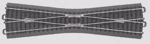 H0 Märklin C-rails (met ballastbed) 24740 Kruising, Slank 236.1 mm