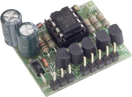 Knipperelektronica Bewoond huis TAMS Elektronik 53-02115-01-C LC-11