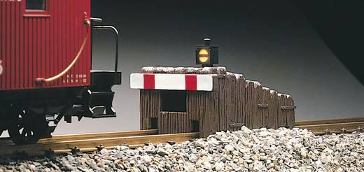 G LGB rails 10310 Stootblok, Verlicht