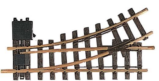 G LGB rails 12100 Wissel, Links 300 mm