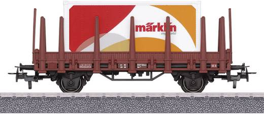 Märklin Start up 44592 H0 rongenwagen met container