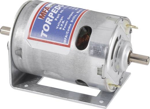 Modelcraft Elektromotor Torpedo 800 12 V= stationair toerental 222378