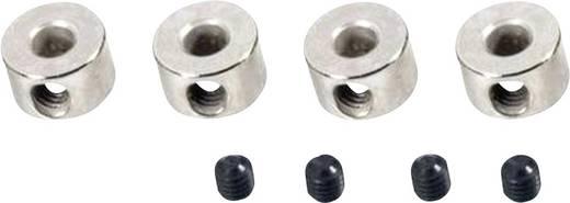 Modelcraft Stelring Geschikt voor as: 2.5 mm Buitendiameter: 8 mm Dikte: 5 mm 10 stuks
