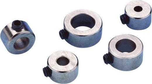 Modelcraft Assortiment stelringen Geschikt voor as: 2 mm, 3 mm, 4 mm, 5 mm, 6 mm Buitendiameter: 7 mm, 8 mm, 8 mm, 10 mm, 10 mm Dikte: 5 mm 25 onderdelen
