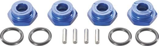 Reely Aluminium velgmeenemers smal Blauw (VA1076B)