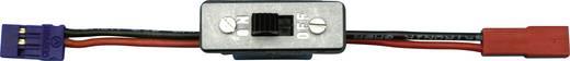 Standaard Aan/uit-schakelkabel [1x BEC stekker - 1x JR-bus] 0.14 mm² Modelcraft