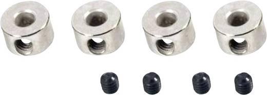Modelcraft Stelring Geschikt voor as: 2.0 mm Buitendiameter: 7 mm Dikte: 5 mm 10 stuks