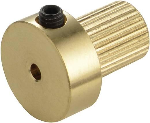 Modelcraft Koppelings-inzetstuk Inzetstuk Boordiameter: 4 mm (Ø x l) 13 mm x 15 mm