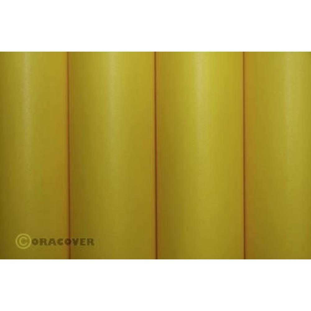 Oracover 10-030-022 Täckduk Oratex (L x B) 2 m x 60 cm Cubgul