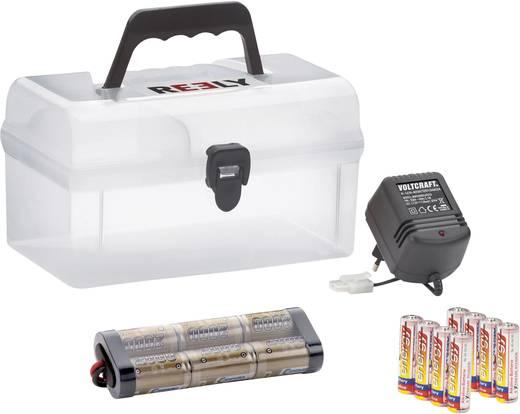 Reely Elektrobox RtR Beginnersset zonder afstandbediening
