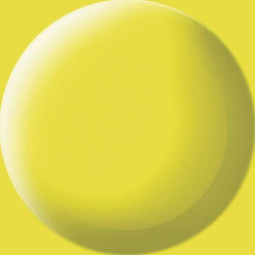 Revell 36115 Aqua Color verf Geel (mat) Kleurcode: 15 RAL-kleurcode: 1017 Doos 18 ml