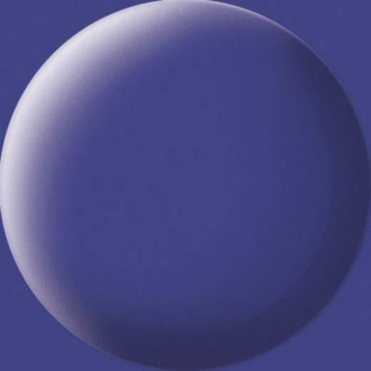 Revell 36156 Aqua Color verf Blauw (mat) Kleurcode: 56 RAL-kleurcode: 5000 Doos 18 ml